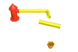 《给花儿浇水》游戏画面3