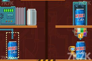 《碳酸饮料制作工厂》游戏画面2