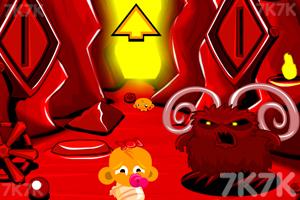 《逗小猴开心系列406》游戏画面1