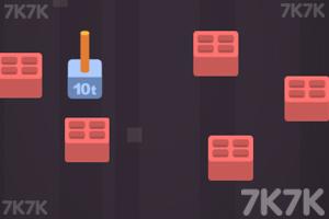 《打砖机》游戏画面2