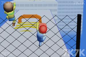 《城市酷跑》游戏画面1