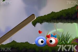 《毛球的爱情》游戏画面1