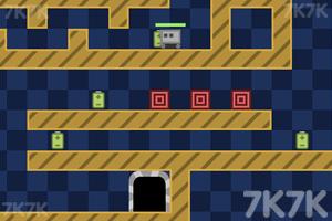 《机器小人快跑》游戏画面3