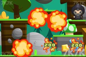 《愤怒的胡萝卜》游戏画面3