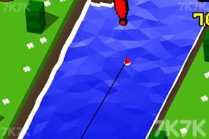 《快来钓鱼》游戏画面3