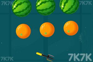 《飞刀切水果》截图3