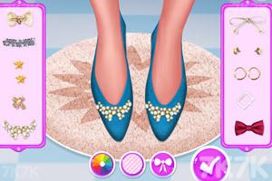 《夏季單鞋設計》截圖5
