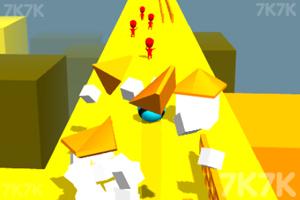 《粉碎球向前冲》游戏画面2