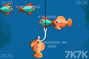 《深海钓鱼大师》游戏画面2