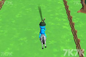 《騎馬的弓箭手》游戲畫面3