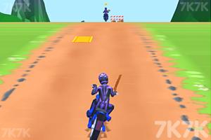 《摩托飞车挑战赛》截图3