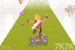 《云端之上》游戏画面2