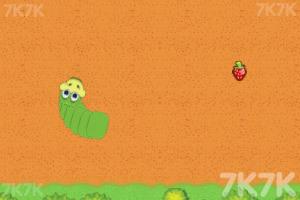 《蛇蛇吃水果》游戏画面3