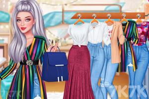 《女团的私服》截图1
