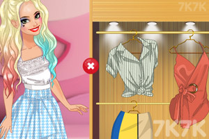 《夏日迷笛裙》截图3