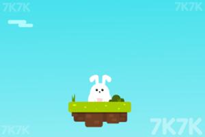 《小兔跳高》游戏画面3
