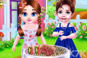 《宝贝泰勒烧烤派对》截图3