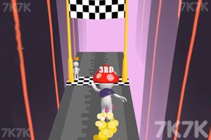 《3D趣味赛跑》游戏画面4