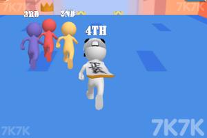 《3D趣味赛跑》游戏画面2