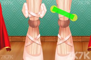《跳芭蕾的木偶》游戏画面2