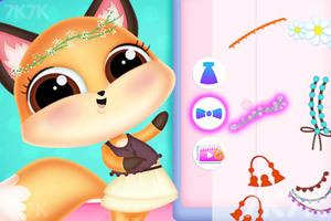《兔子闺蜜野炊》游戏画面3