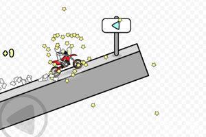 《迷你摩托挑战》游戏画面1
