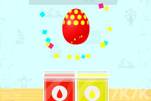 《彩蛋制作》游戏画面2