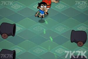 《噩梦的追逐》游戏画面4