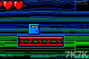 《小蓝快点溜》游戏画面3