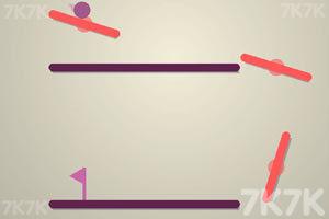 《小球夺旗》游戏画面3