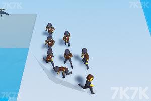 《全部撂倒》游戏画面3