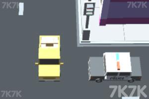 《见缝插车》游戏画面5