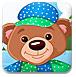 可爱泰迪熊