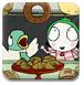 沙拉和小鸭