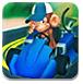 猴子卡丁车大赛