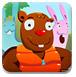 小熊拯救兔子