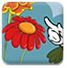 帮小动物找花