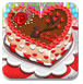新款情人节发现蛋糕