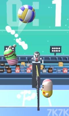 《拇指哥哥排球赛2》游戏画面3