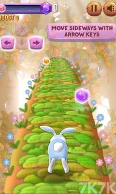 《小兔快跑》游戏画面1