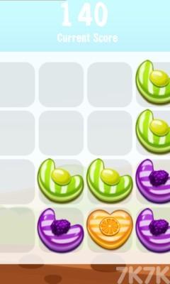 《2048糖果分解》游戏画面2
