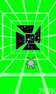 《太空蛙跑酷》游戏画面1