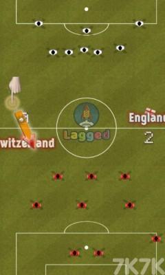 《足球锦标赛》游戏画面2