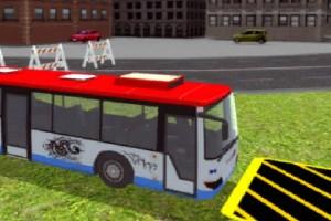 巴士停车场