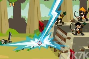 《王国戍守无敌版》游戏画面4