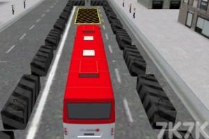 《巴士泊车场》游戏画面3
