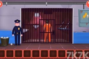 《逃出牢狱》游戏画面1