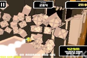 《屋顶狂飙》游戏画面4