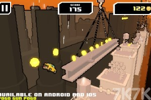 《屋顶狂飙》游戏画面2