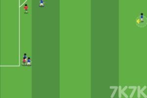 《足球大赛2021》游戏画面3